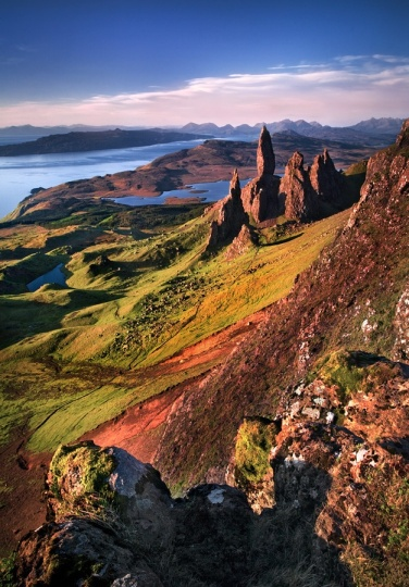 The Storr by Stephen Emerson