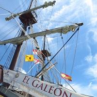Captain Hook Has Nothing on El Galeón, See the 16th Century Majestic Ocean Vessel