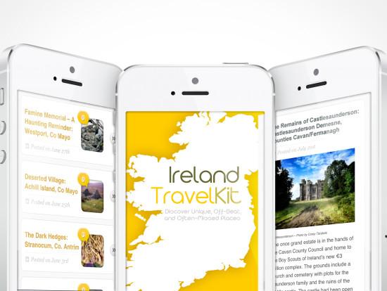 Ireland Travel Kit by Corey Taratuta