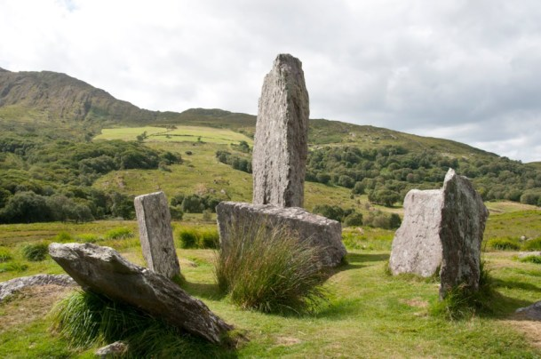 Stone Circle Ring of Beara Photo: Discoverthetrip.com