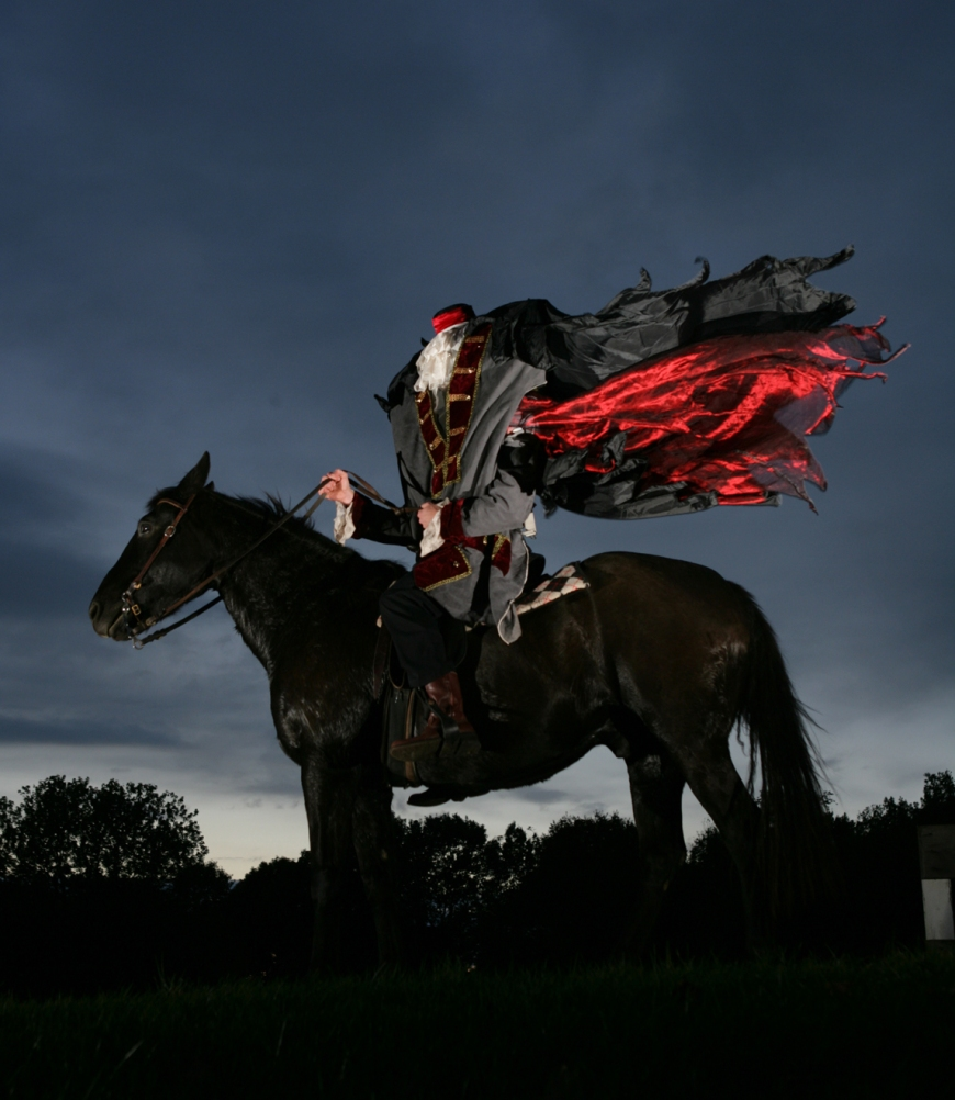 Visit sleepy hollow ny in the shadows of the headless horseman - Pictures of the headless horseman ...
