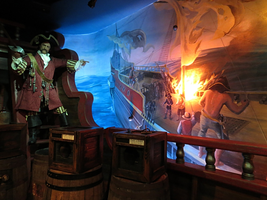 pirate treasure museum