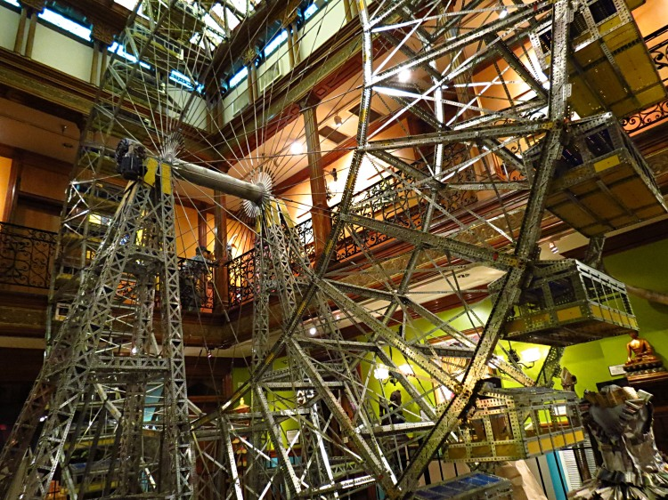 Erector Set Ferris Wheel Photo by Christa Thompson