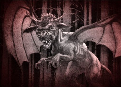 Jersey Devil from Monster.wiki.com