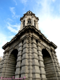 Trinity College by Christa Thompson 2013