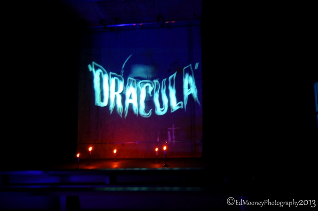 Bella Lugosi plays Dracula by Ed Mooney 2013