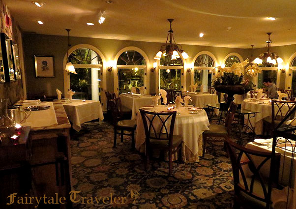 One of the many rooms in the Dining Room, by Christa Thompson