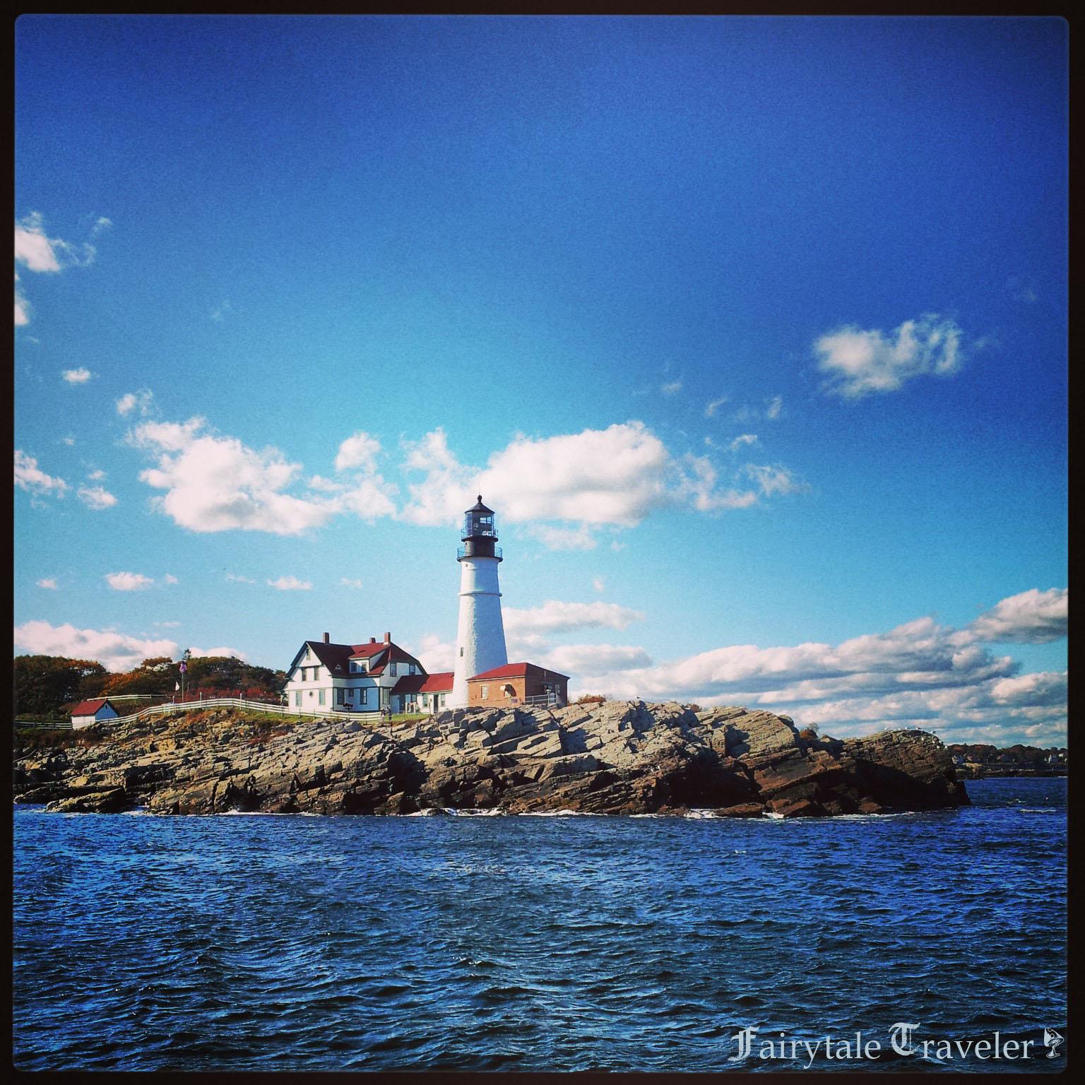Thompson Travel Uk: Portland Discovery Land And Sea Tours, Maine